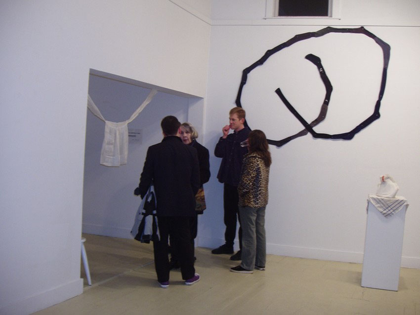 Oddments installation